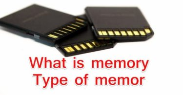 What is a memory card